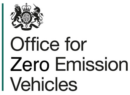 OZEV Office for Zero Emission Vehicles
